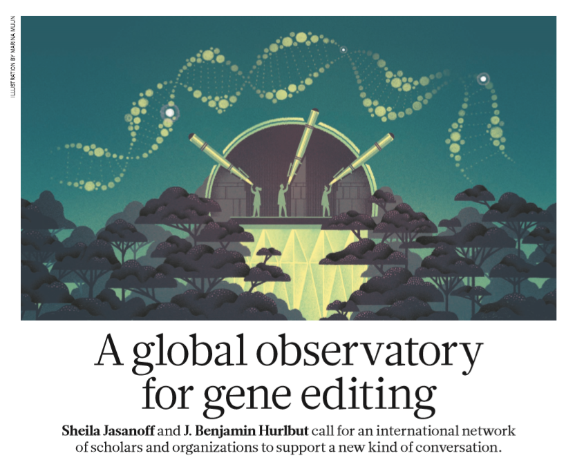 osservatorio globale Nature