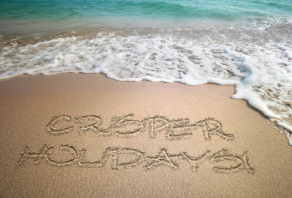 CRISPER holidays