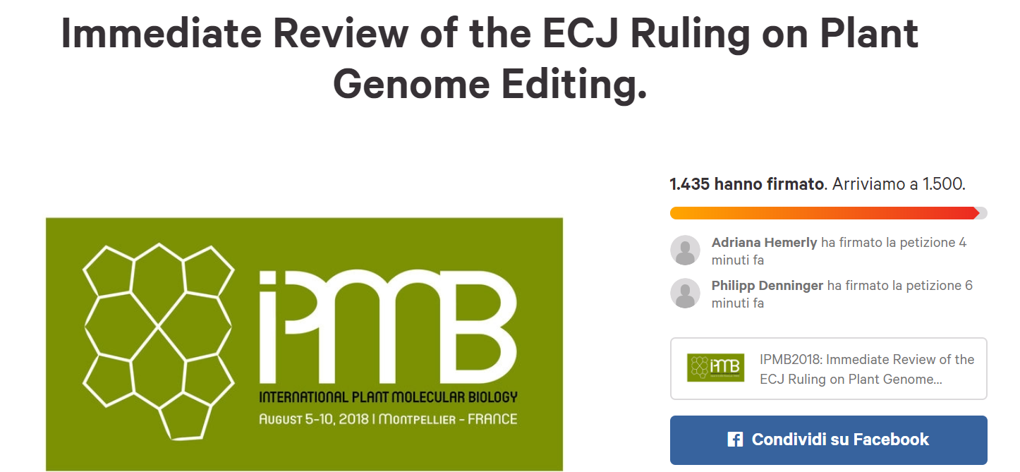 petition ECJ ruling